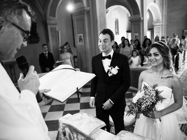 Il matrimonio di Marjo e Lory a Parma, Parma 49