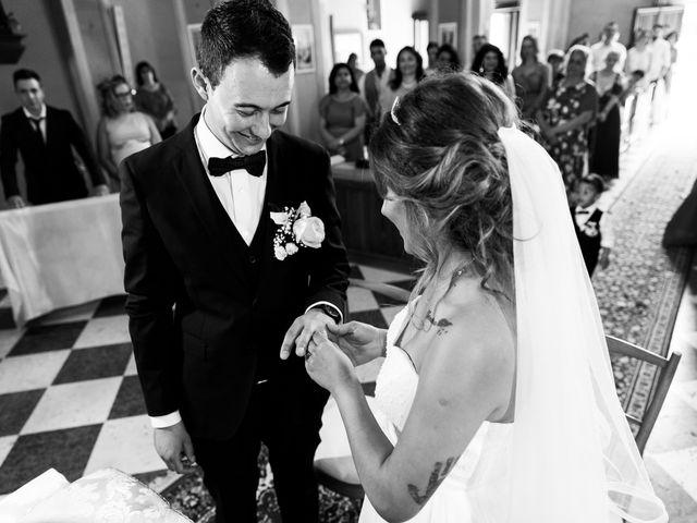 Il matrimonio di Marjo e Lory a Parma, Parma 53