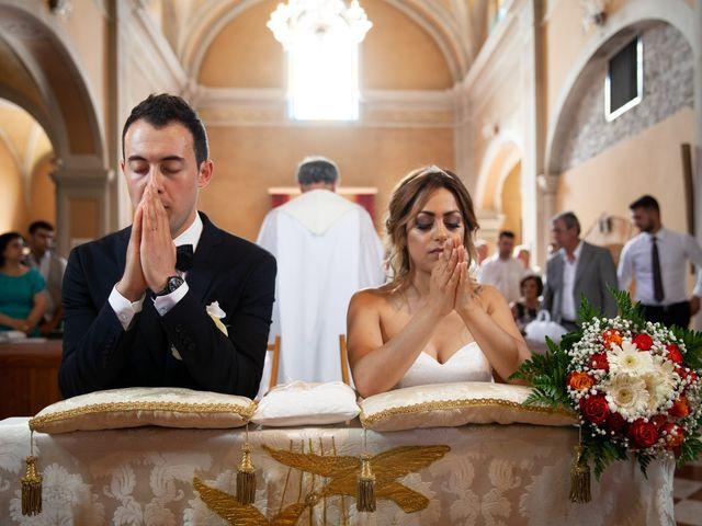 Il matrimonio di Marjo e Lory a Parma, Parma 57