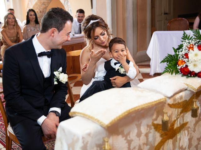 Il matrimonio di Marjo e Lory a Parma, Parma 59