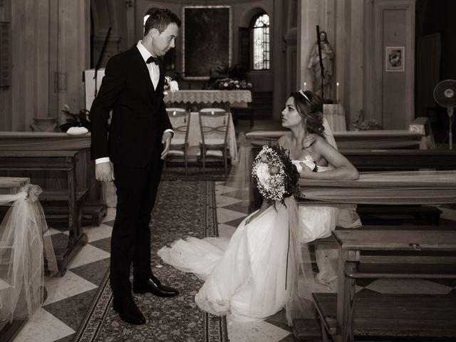 Il matrimonio di Marjo e Lory a Parma, Parma 63