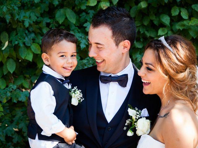 Il matrimonio di Marjo e Lory a Parma, Parma 73