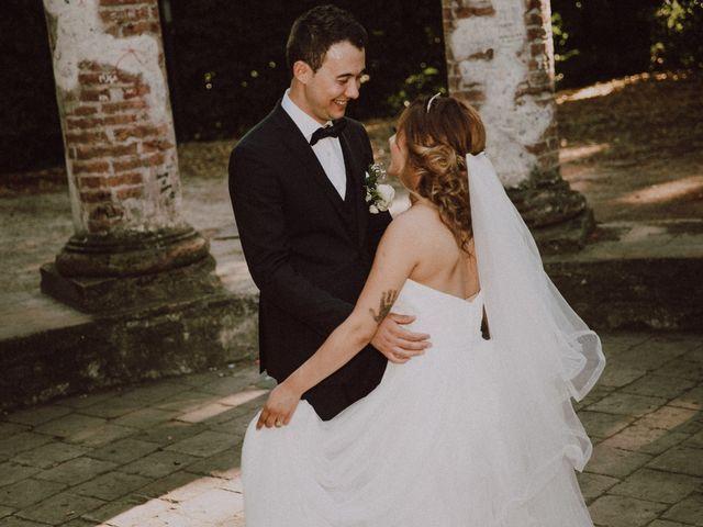 Il matrimonio di Marjo e Lory a Parma, Parma 85