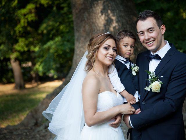 Il matrimonio di Marjo e Lory a Parma, Parma 89