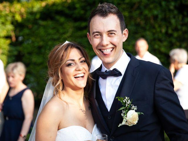 Il matrimonio di Marjo e Lory a Parma, Parma 92