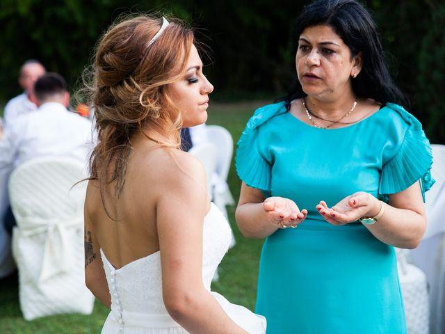 Il matrimonio di Marjo e Lory a Parma, Parma 110
