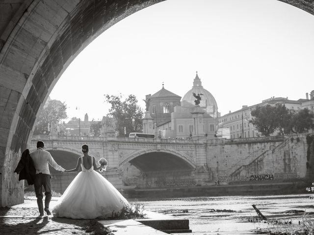 Le nozze di Corinna e Fabrizio