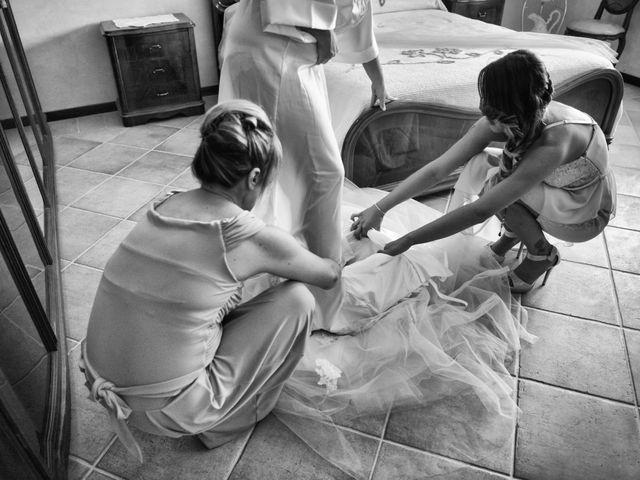 Il matrimonio di Mauro e Virginia a Ischia di Castro, Viterbo 14