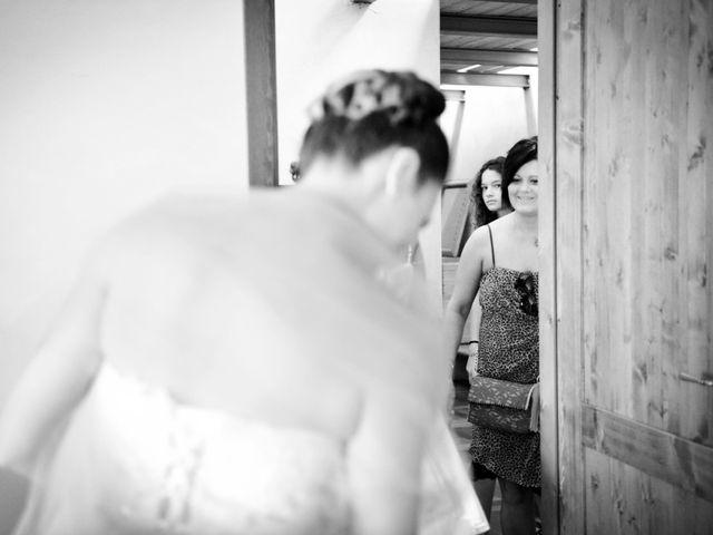 Il matrimonio di Mauro e Virginia a Ischia di Castro, Viterbo 16