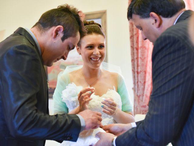 Il matrimonio di Mauro e Virginia a Ischia di Castro, Viterbo 20
