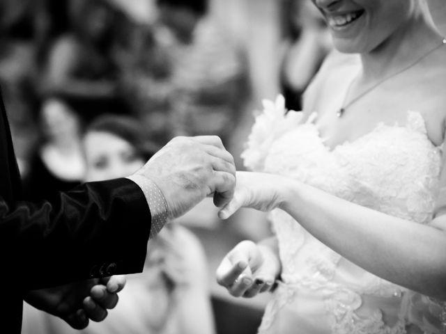 Il matrimonio di Mauro e Virginia a Ischia di Castro, Viterbo 21