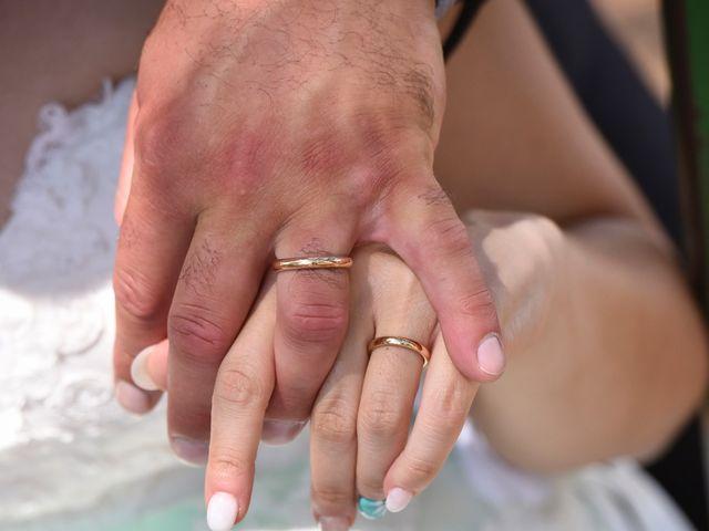 Il matrimonio di Mauro e Virginia a Ischia di Castro, Viterbo 22
