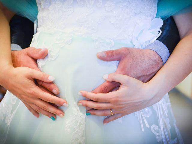 Il matrimonio di Mauro e Virginia a Ischia di Castro, Viterbo 24