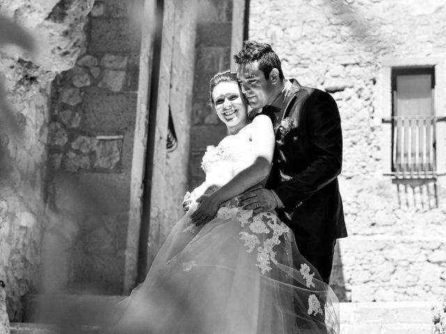 Il matrimonio di Mauro e Virginia a Ischia di Castro, Viterbo 25