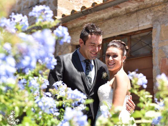 Il matrimonio di Mauro e Virginia a Ischia di Castro, Viterbo 26