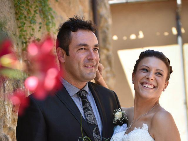 Il matrimonio di Mauro e Virginia a Ischia di Castro, Viterbo 27
