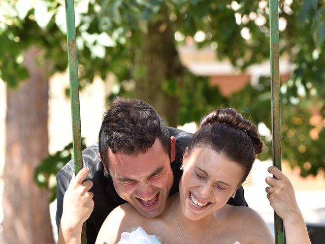 Il matrimonio di Mauro e Virginia a Ischia di Castro, Viterbo 28