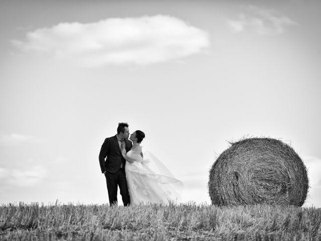 Il matrimonio di Mauro e Virginia a Ischia di Castro, Viterbo 1