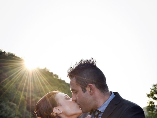 Il matrimonio di Mauro e Virginia a Ischia di Castro, Viterbo 30