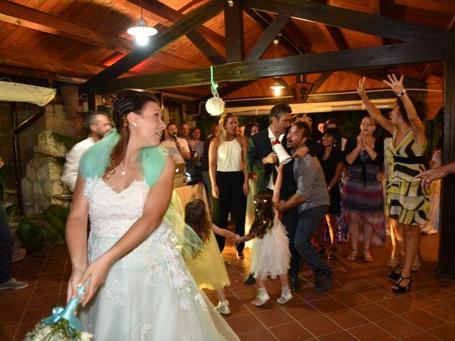 Il matrimonio di Mauro e Virginia a Ischia di Castro, Viterbo 33