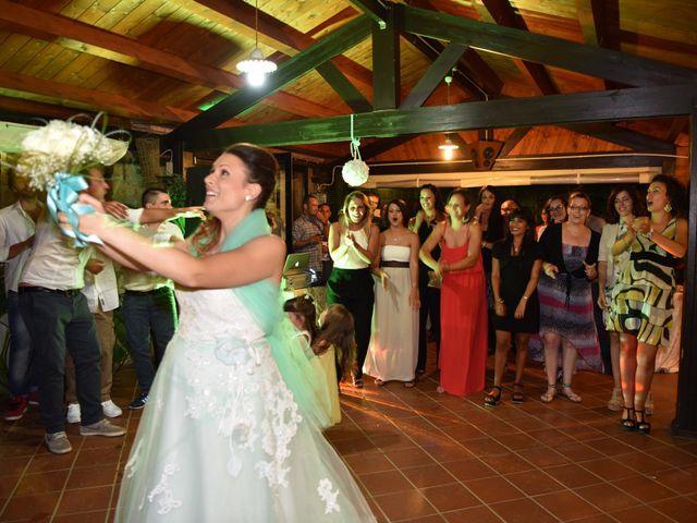 Il matrimonio di Mauro e Virginia a Ischia di Castro, Viterbo 34