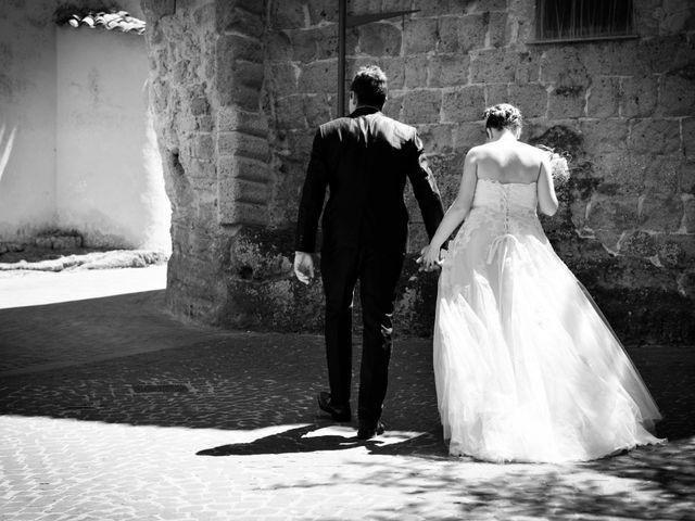 Il matrimonio di Mauro e Virginia a Ischia di Castro, Viterbo 36
