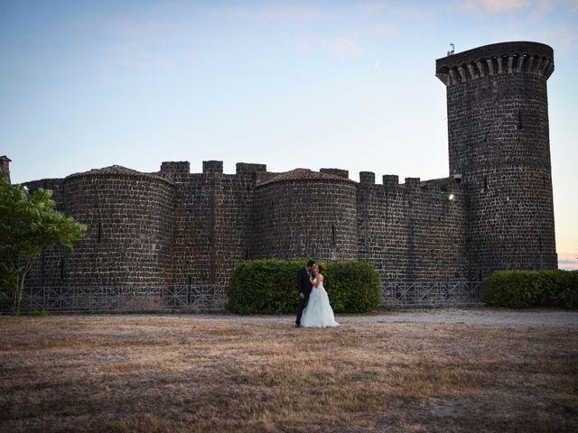 Il matrimonio di Mauro e Virginia a Ischia di Castro, Viterbo 39
