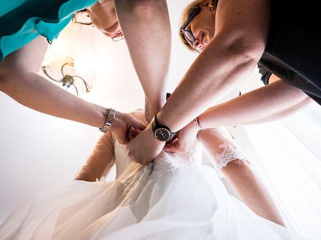 Il matrimonio di Matteo e Sara a Santhià, Vercelli 20