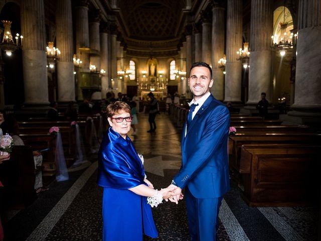 Il matrimonio di Matteo e Sara a Santhià, Vercelli 28