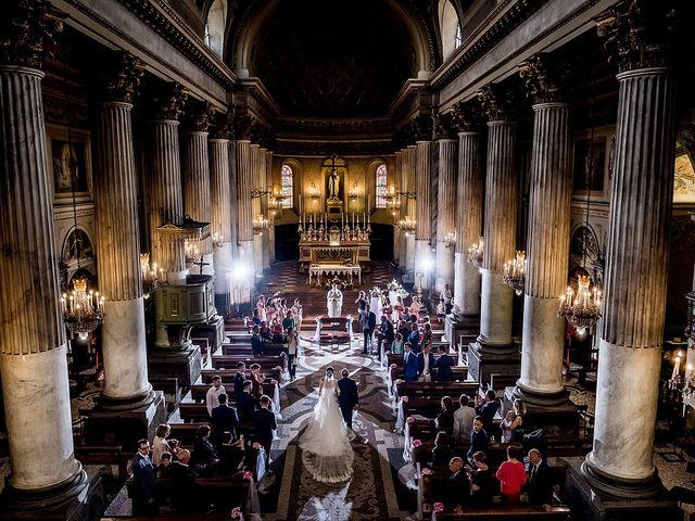 Il matrimonio di Matteo e Sara a Santhià, Vercelli 31