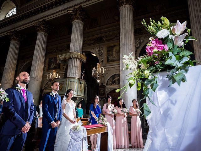 Il matrimonio di Matteo e Sara a Santhià, Vercelli 33
