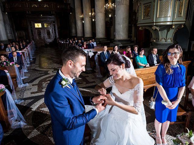 Il matrimonio di Matteo e Sara a Santhià, Vercelli 36