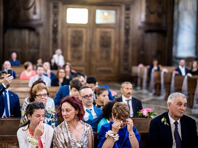 Il matrimonio di Matteo e Sara a Santhià, Vercelli 37