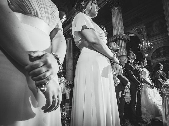 Il matrimonio di Matteo e Sara a Santhià, Vercelli 39