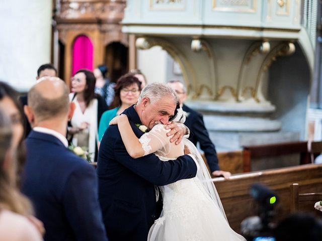 Il matrimonio di Matteo e Sara a Santhià, Vercelli 43