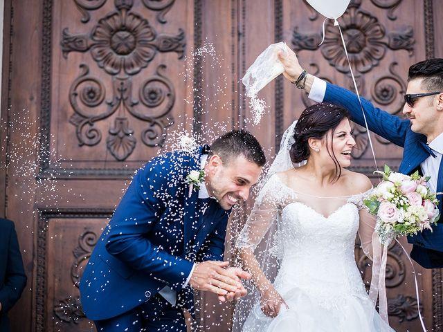 Il matrimonio di Matteo e Sara a Santhià, Vercelli 46