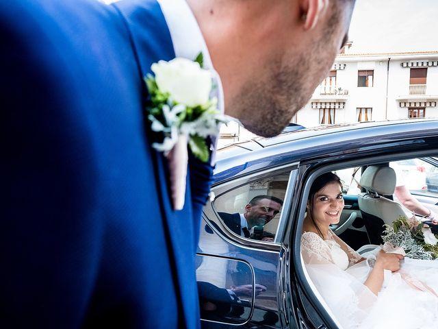 Il matrimonio di Matteo e Sara a Santhià, Vercelli 48