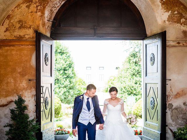 Il matrimonio di Matteo e Sara a Santhià, Vercelli 52