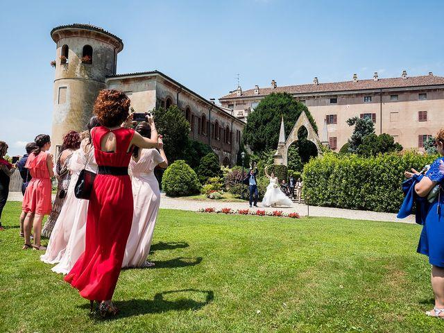 Il matrimonio di Matteo e Sara a Santhià, Vercelli 53