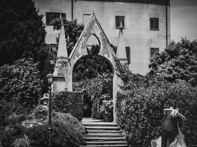 Il matrimonio di Matteo e Sara a Santhià, Vercelli 54