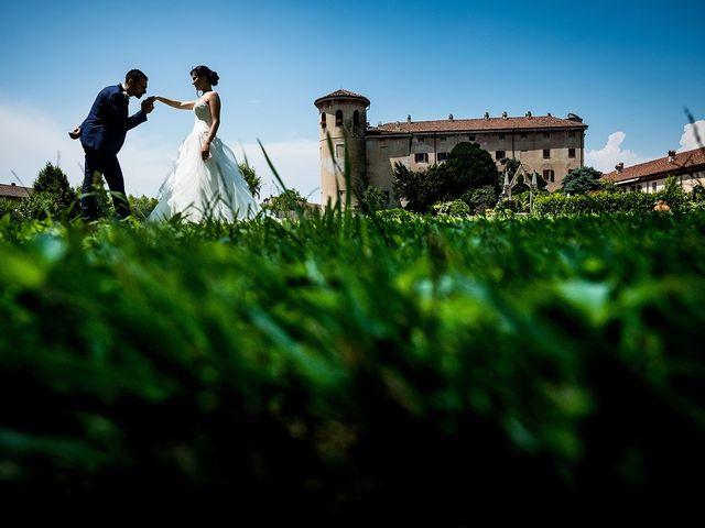 Il matrimonio di Matteo e Sara a Santhià, Vercelli 57