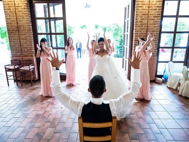 Il matrimonio di Matteo e Sara a Santhià, Vercelli 65