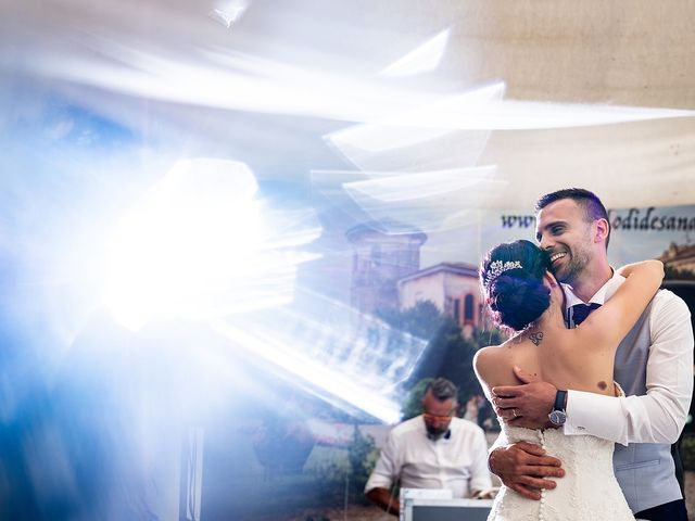 Il matrimonio di Matteo e Sara a Santhià, Vercelli 72