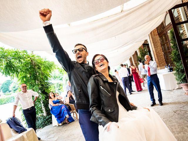 Il matrimonio di Matteo e Sara a Santhià, Vercelli 76