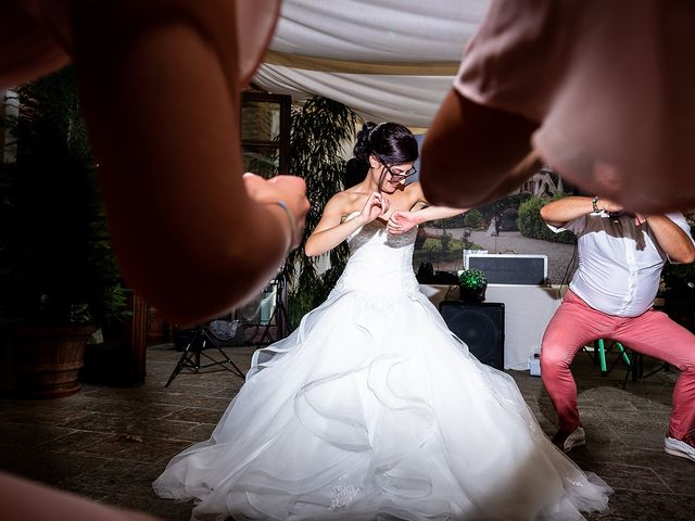 Il matrimonio di Matteo e Sara a Santhià, Vercelli 78