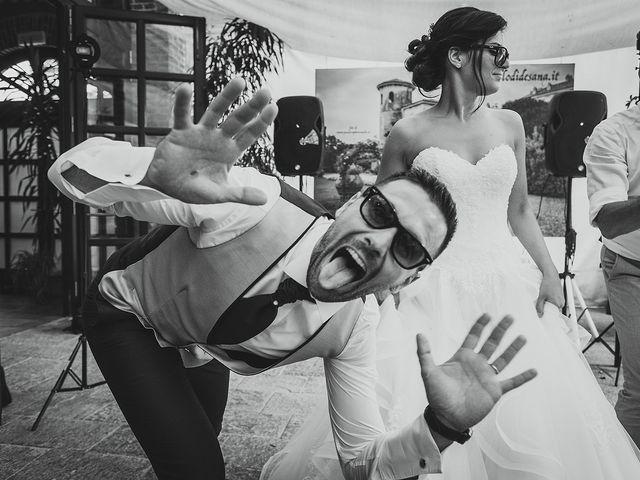 Il matrimonio di Matteo e Sara a Santhià, Vercelli 79