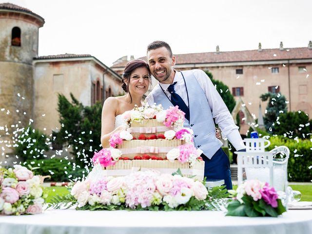 Il matrimonio di Matteo e Sara a Santhià, Vercelli 81