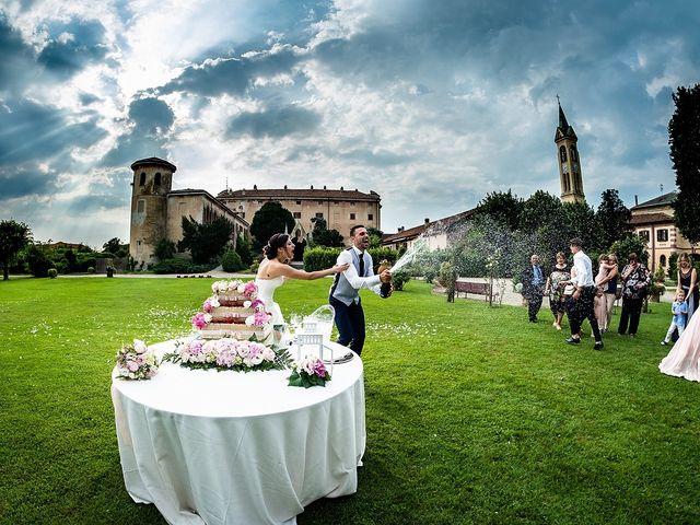 Il matrimonio di Matteo e Sara a Santhià, Vercelli 82