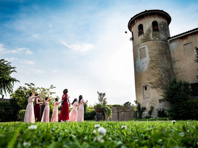 Il matrimonio di Matteo e Sara a Santhià, Vercelli 85