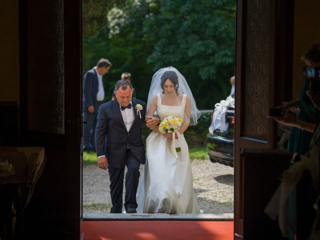 Il matrimonio di Daniele e Valeria a Varese, Varese 16